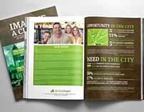 Church Plant Promotional Brochure