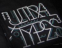 Ultra Types t-shirt