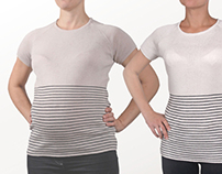 Shrinking maternity clothes