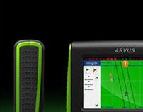 GPS para Equipamento Agrícola