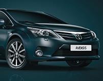 Toyota Company Cars