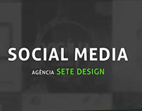 Social Media - Agencia Sete Design