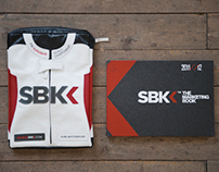 SBK | Marketing book 2012