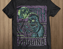 Innsmouth Calling - Screenprint