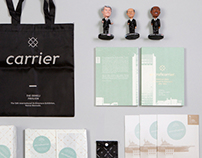 AIRCRAFT CARRIER - Exhibition Identity Design