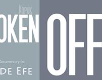 Poster Design - Broken Off (Short Film Documentary)
