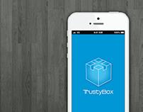 TrustyBox (Iphone App Concept)