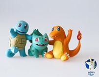 Plastilina Go (Pokémon fanart)