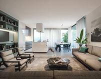 Bedano \ Interior design concept