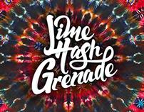 Lime Hash Grenade
