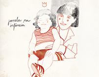 INKTOBER 2018 - especial mães
