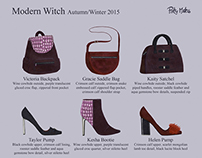 Accessories - Exotics Collection: Modern Witch