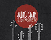 "Rolling Stone, ""100 migliori chitarristi di sempre"""