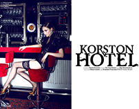 Korston Hotel for Jute Magazine