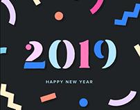 2019 Greetings