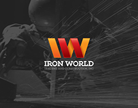 Iron World - Corporate Identity