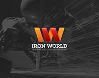 Iron World - Corporate Identity