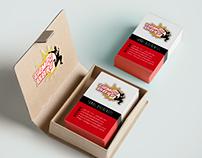Diseño catálogo y tarjetas Tiempo Libre 2.0