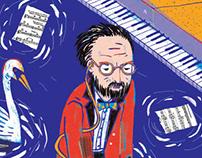Ilustraciones Revista Variopinto