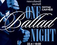 One Ballad Night (2014)