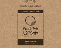 Kedai teh LareSolo catalogue