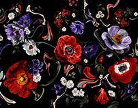 Lisa Eldridge – Fantasy Floral Collection Bags