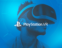 Concept Playstation VR - Sony