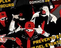 Tremenda Korte TOUR June 2015