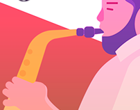 Facebook post - Jazz