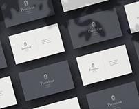 President hotel: Logo Design and Branding