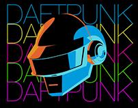 ILLUSTRATION: Daft Punk - Stronger