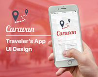 Caravan - App UI