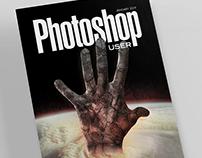 Photoshop User Magazine Covers
