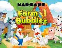 Farm Bubbles Storyboard Coloring