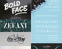 32 Amazing Free Fonts – September 2015 Edition
