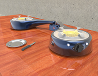 Ambi | A PRB Stove for small kitchens