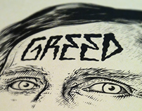 GREED FACE