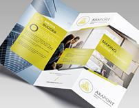 Tri Fold Brochure Vol 1