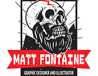 Matt Fontaine New Logo