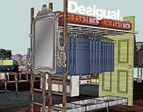 DESIGUAL// Retail cool hunting