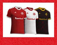 S. C. Internacional - Adidas Kit Concept