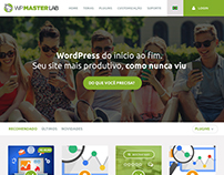WP Master Lab • WordPress theme