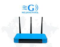 Internet provider Mediagrand