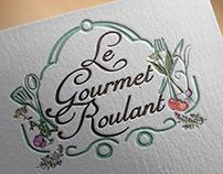 Création de logo Food Truck Traiteur Resto Loolye