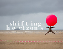 Shifting Horizons, permanent photographic installation