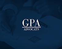 GPA Advocats Branding