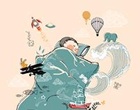 Mateo | Children's Book Illustration