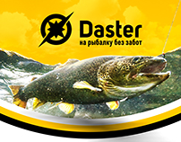 Daster - fishing gear