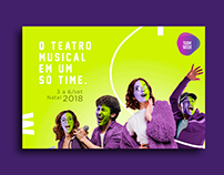 Team Week - Semana de Teatro Musical 2018