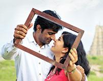 Pre-Wedding Shoot [Alok + Shashi]